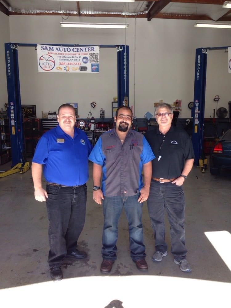 Auto Body Shops Near Me >> Richard and jeff from oxnard college automotive program ...