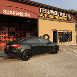 Photo Of Tire And Wheel World Automotive Repair San Pablo Ca United States