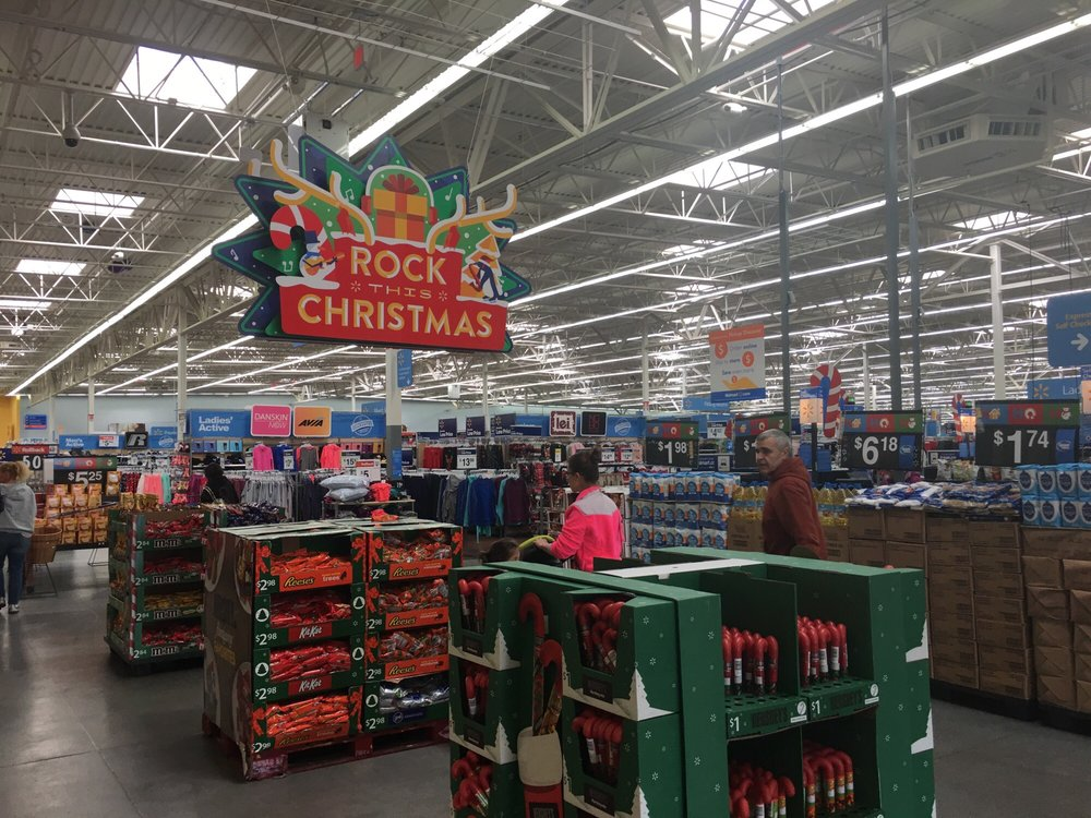 Walmart Supercenter - (New) 12 Reviews - Grocery - 638