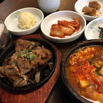 Bon Ga Korean Restaurant Review
