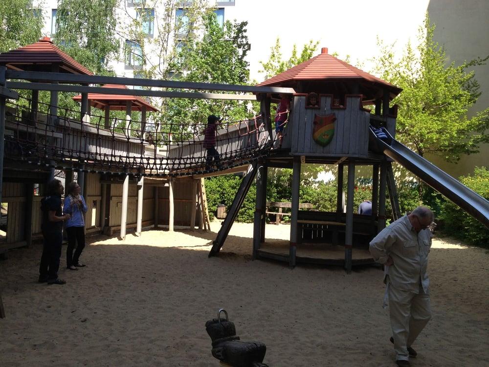 Fotos Zu Robin Hood Ritterburg Spielplatz Grolmanstrasse Yelp