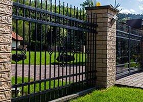 Bloomington Fence: 16591 E 400 North Rd, Heyworth, IL