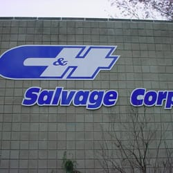 C And H Auto >> C H Salvage Corp Auto Parts Supplies 2837 State Rt