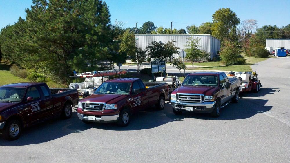 Lenny's Power Washing & Sealing Inc: 8018 Hankins Industrial Park, Toano, VA