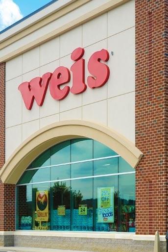 Weis Markets: 7801 Glenlivet W Dr, Fogelsville, PA