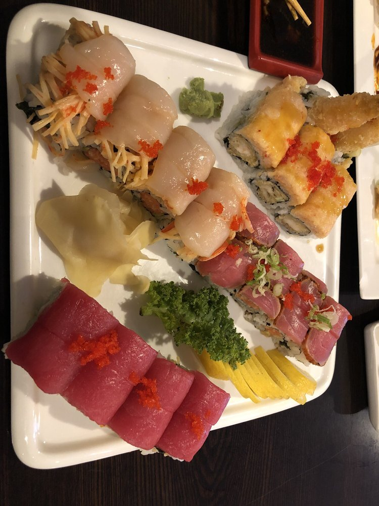 Atami Sushi: 100 Old Lackawanna Trl, Clarks Summit, PA