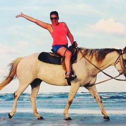 Horseback riding in corpus christi