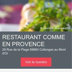 Comme en Provence - 12 photos & 28 avis - Provençal - 28 rue de la ...