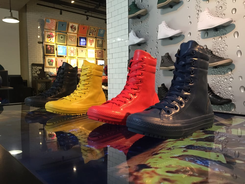 68ede8f11657 The Chuck Taylor All Star Rubber - Yelp