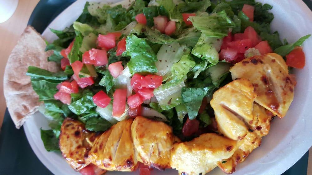 Chicken Kitchen South Miami Menu