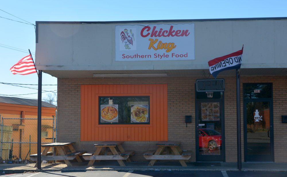 Chicken King: 501 Woodlawn St, Belmont, NC