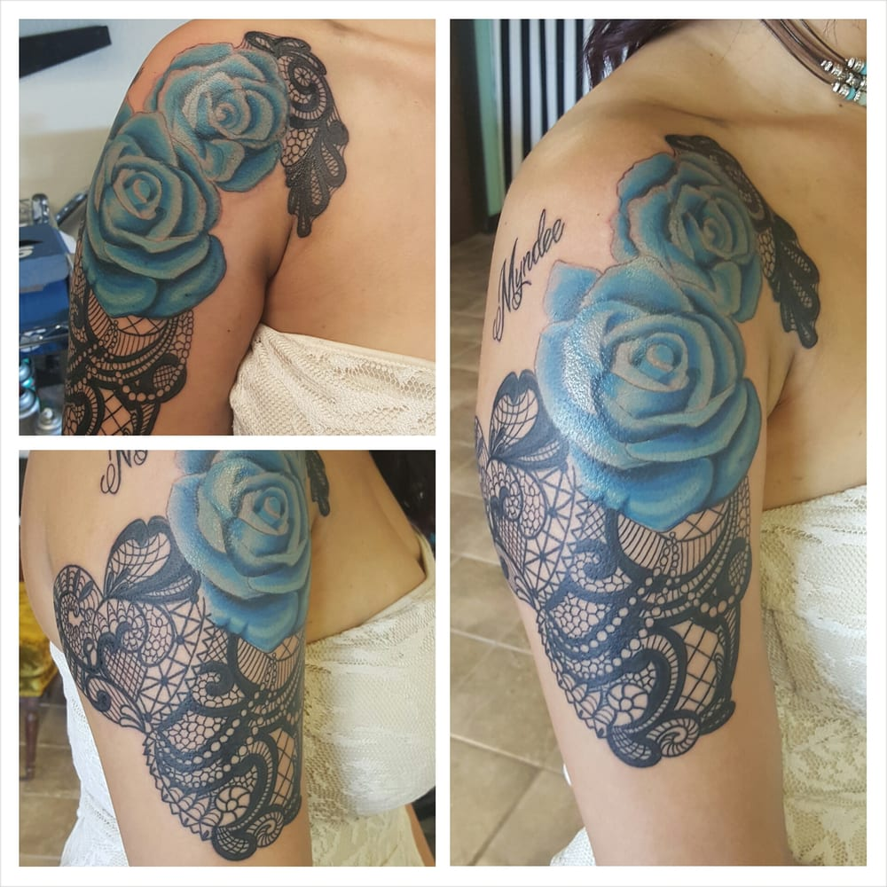 2b7d44b32e732 Photo of Queen of Hearts Tattoo & Piercing - Marysville, CA, United States