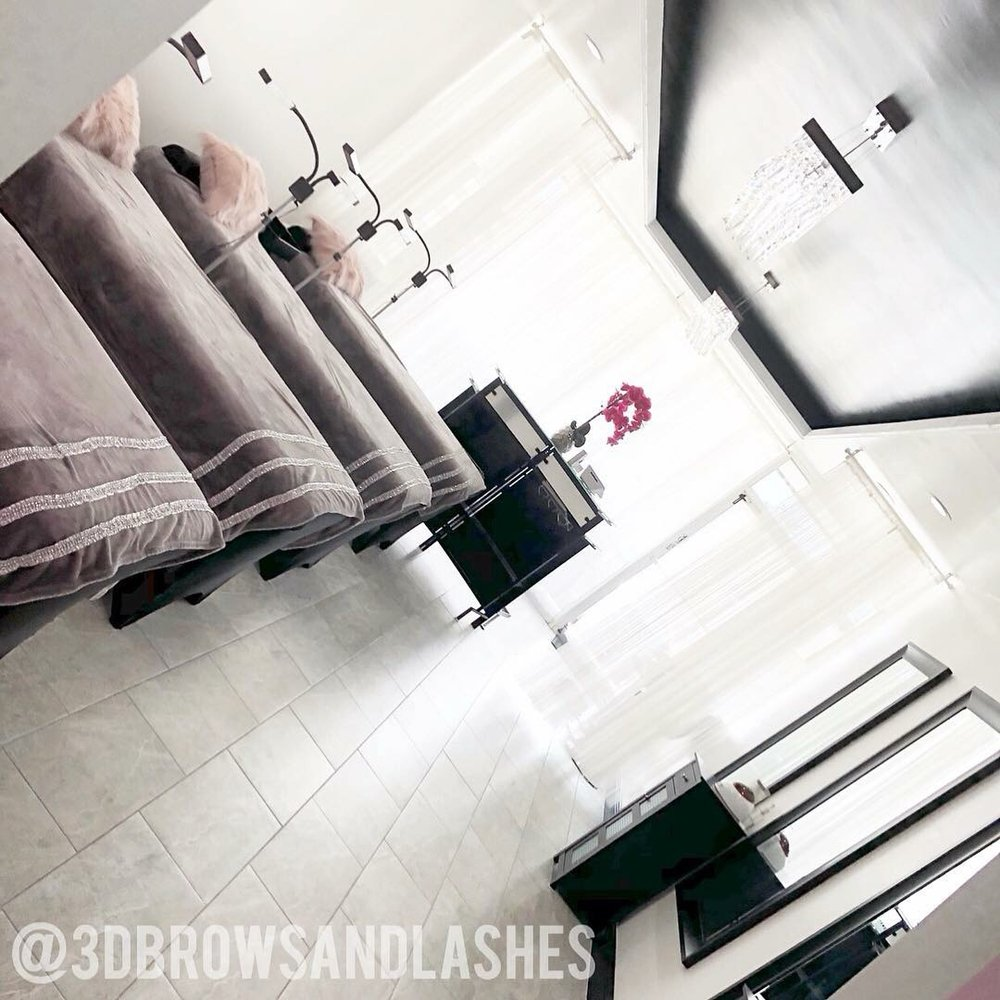 3D Brows & Lashes - Permanent Makeup and Lash Extensions Studio: 12025 Seminole Blvd, Largo, FL