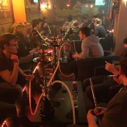 babylon shisha bar 18 fotos locales para fumar cachimba am steinh gel 10 rfurt. Black Bedroom Furniture Sets. Home Design Ideas