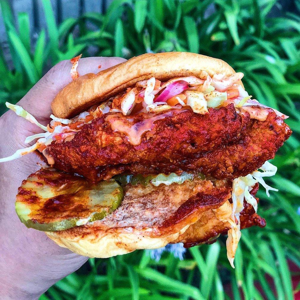 Fire Bird Nashville Hot Chicken