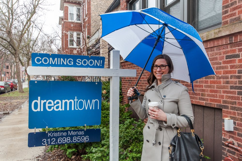 Kristine Menas Daley -  Dream Town Realty: 4553 N Lincoln Ave, Chicago, IL