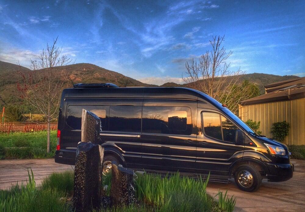 Perata Luxury Tours: 1735A Action Ave, Napa, CA