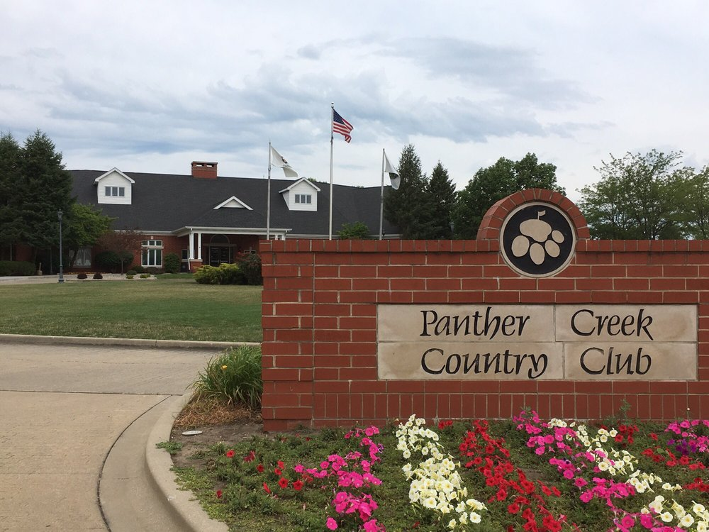 Panther Creek Country Club: 3001 Panther Creek Dr, Springfield, IL