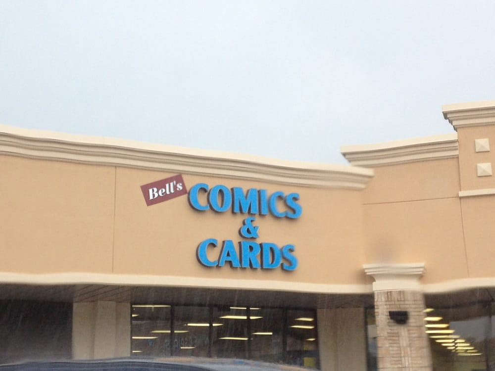 Bell's Comics & Trading Cards: 25 Pine Grove Square Dr, Grove City, PA