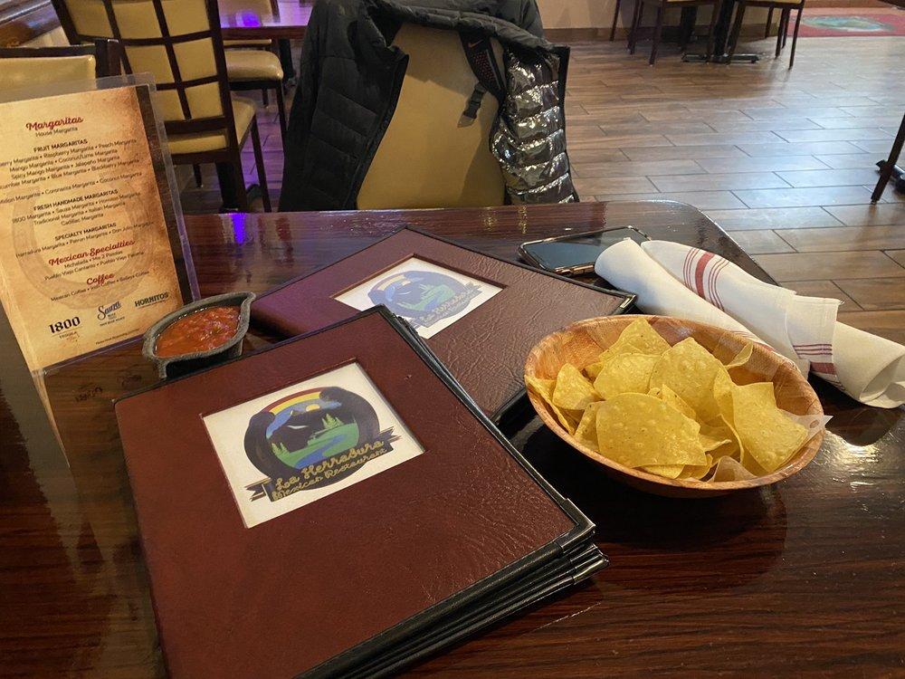 La Herradura Mexican Restaurant: 708 US Hwy 24S, Buena Vista, CO