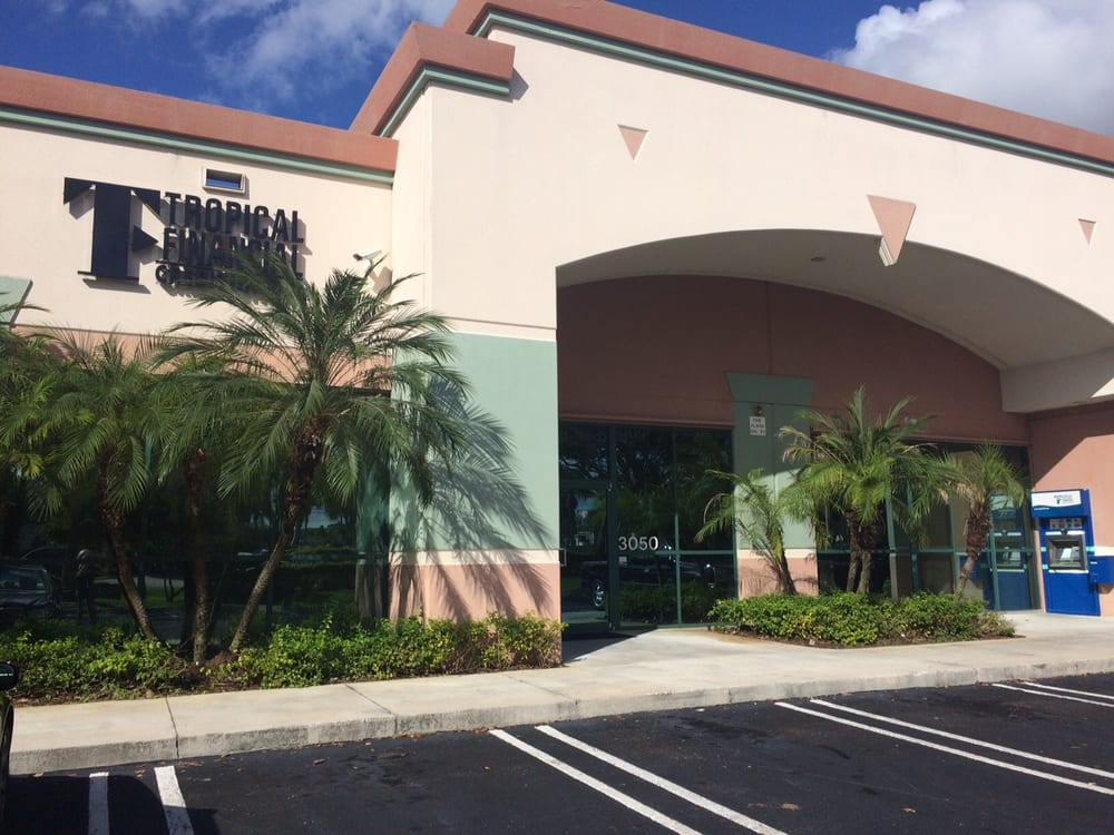 Tropical Financial is Miami Florida's Best Credit Union