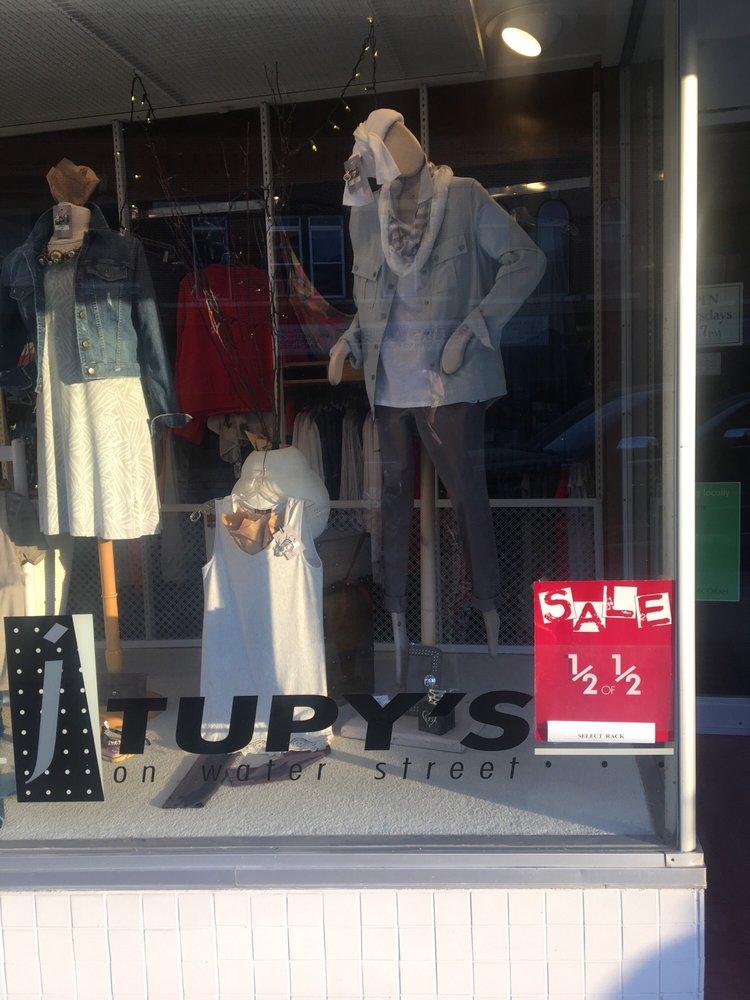 J Tupy's Clothing: 211 W Water St, Decorah, IA