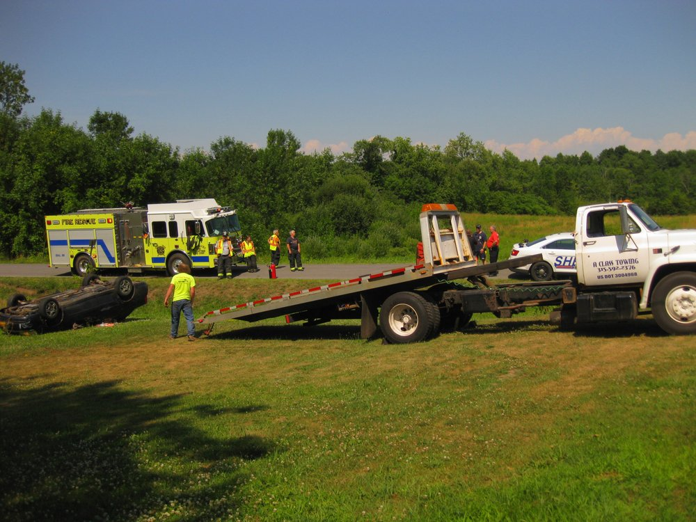 Towing business in Fulton, NY