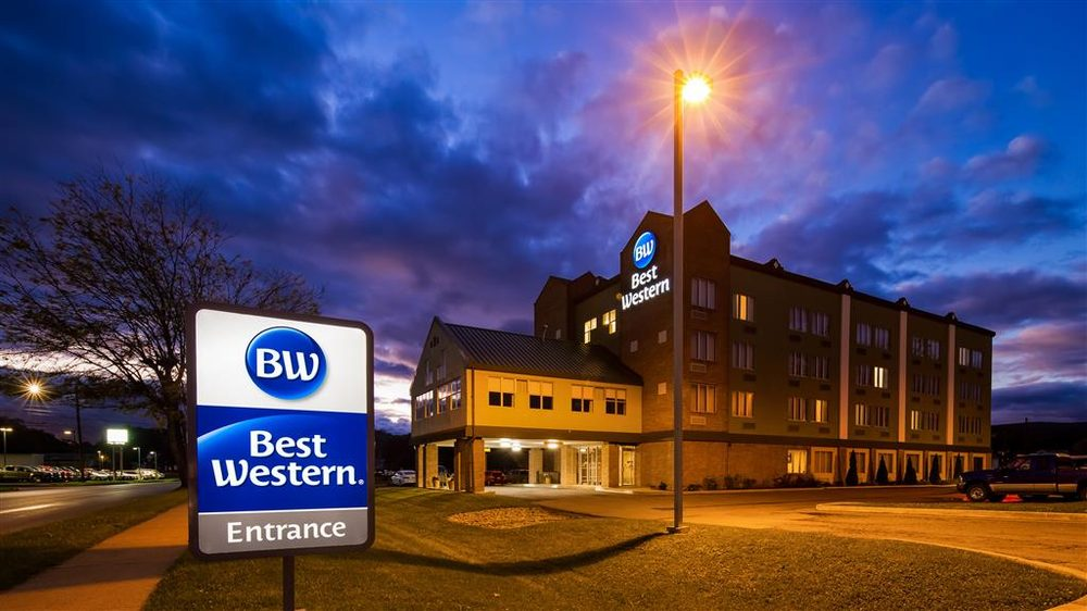 Best Western Lock Haven: 101 E Walnut St, Lock Haven, PA