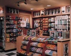 Faber Newsstand: 1 Saarinen Cir, Dulles, VA
