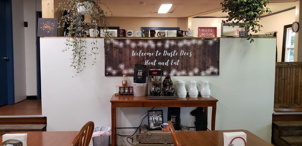 Duste Dee's Heat and Eat: 201 W Arthur, Hamilton, MO