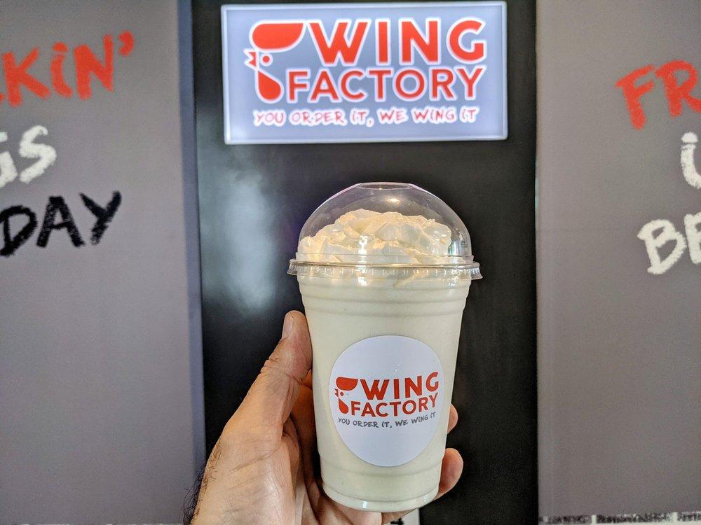 Wing Factory: 2654 Jamacha Rd, El Cajon, CA