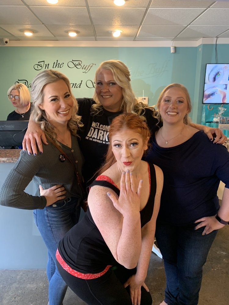 In the Buff Day Spa and Salon: 3909 Ringgold Rd, Chattanooga, TN