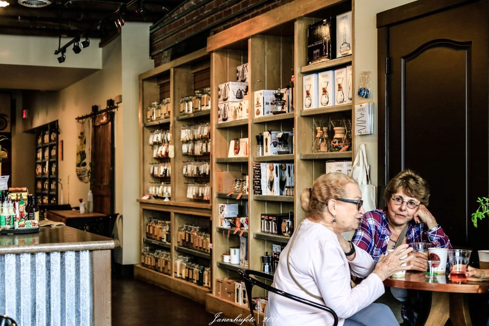 Germack Coffee Roasting Co: 2517 Russell St, Detroit, MI