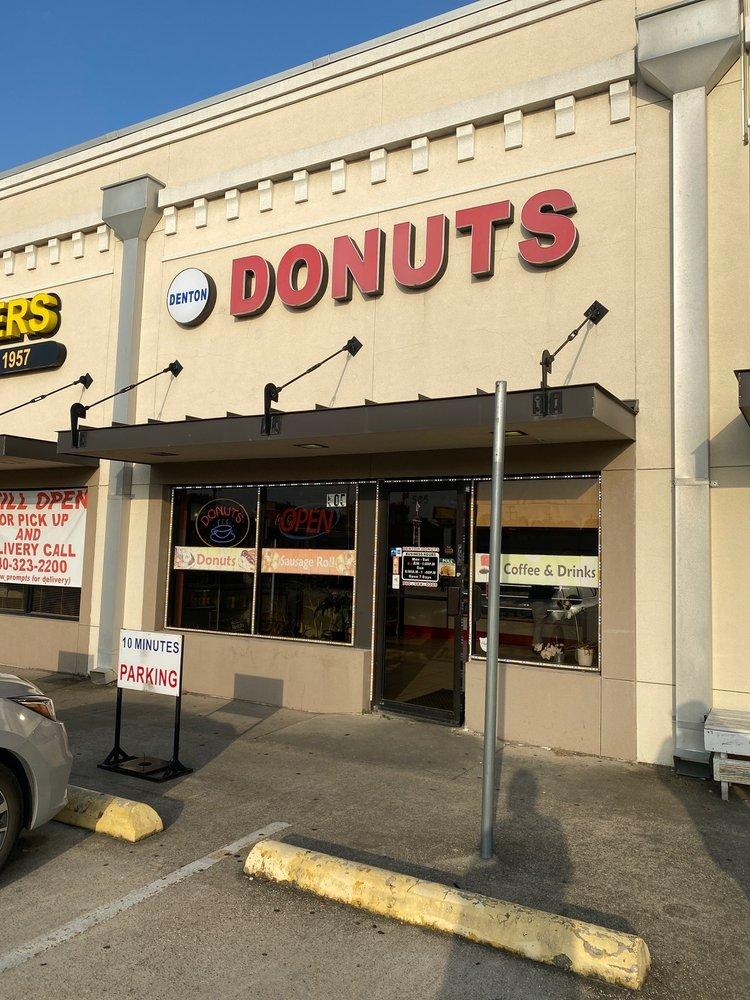 Social Spots from Denton Donut Shop