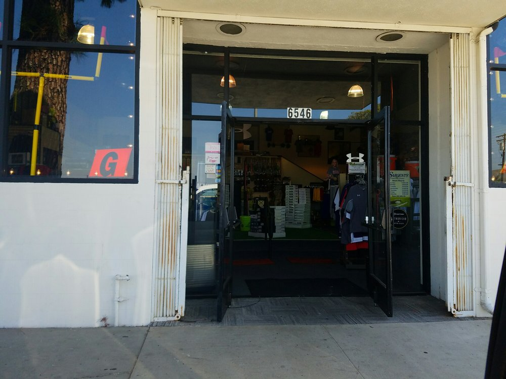 Sargent's Sporting Goods: 6546 Comstock Ave, Whittier, CA