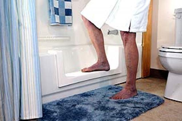 Ohio Walk-in Showers