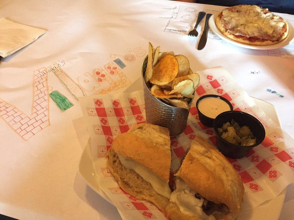 Villaggio's Pizzeria and Vino: 48 E Mulberry St, Lebanon, OH