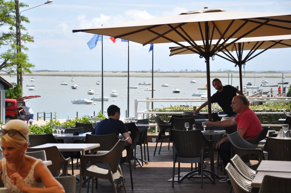 Restaurant Le Bellevue Grand Piquey