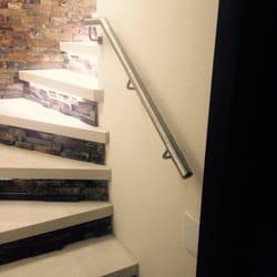 Photo Of Milano Home Improvements   Staten Island, NY, United States.  Brushed Stainless