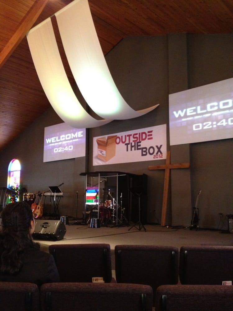 Winston Park Church: 4001 NW 63rd St, Coconut Creek, FL