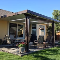 Captivating Photo Of Backyard By Design   Kennewick, WA, United States. Insulated Patio  Cover