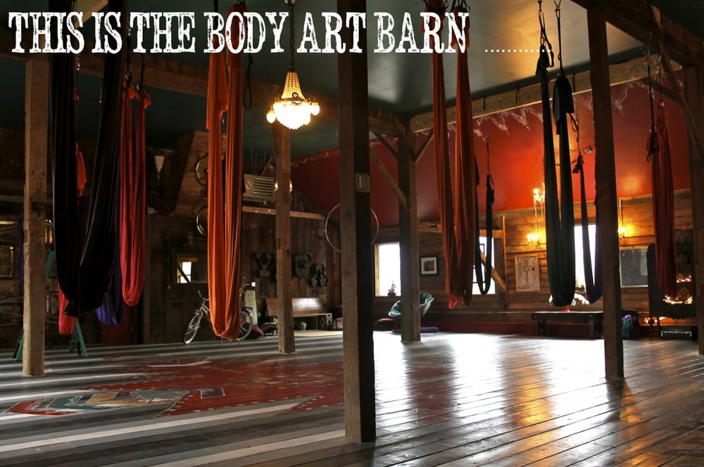 The Body Art Barn Gift Card Blooming Grove Ny Giftly