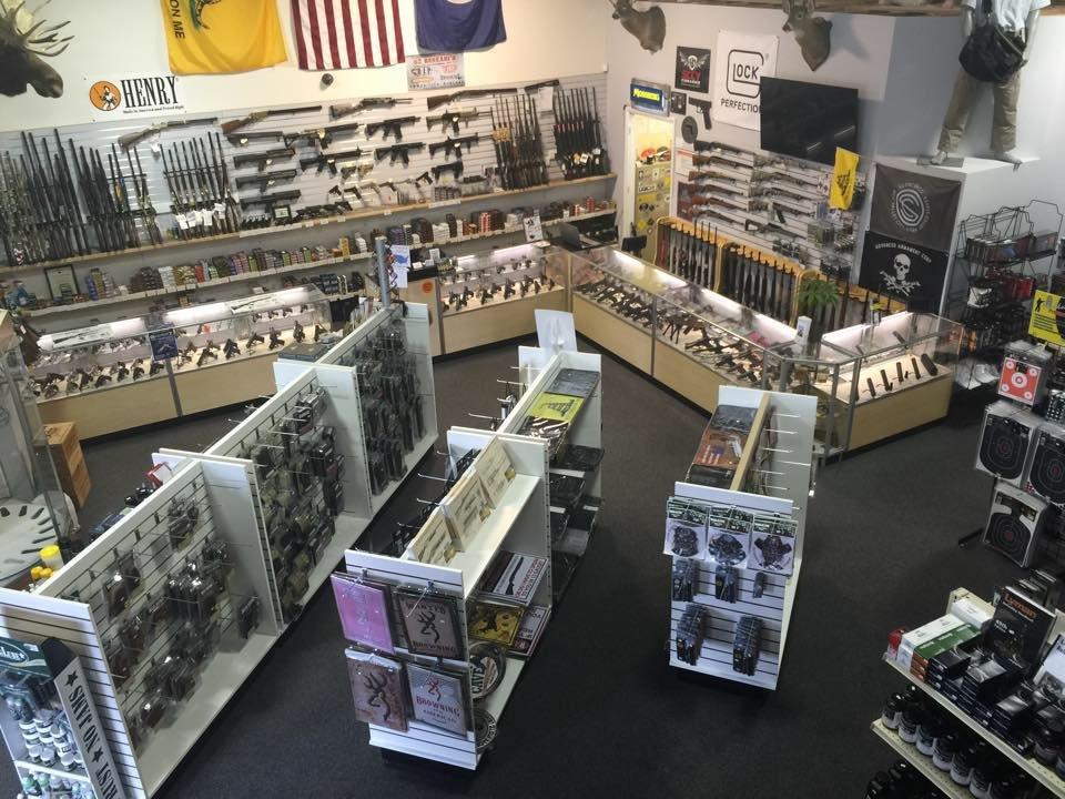 Triune Shooting Sports: 571 Frost Ave, Warrenton, VA