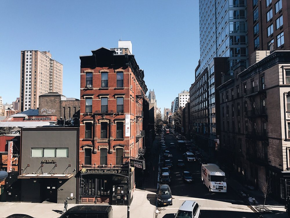 23 High Line: 515 W 23rd St, New York, NY
