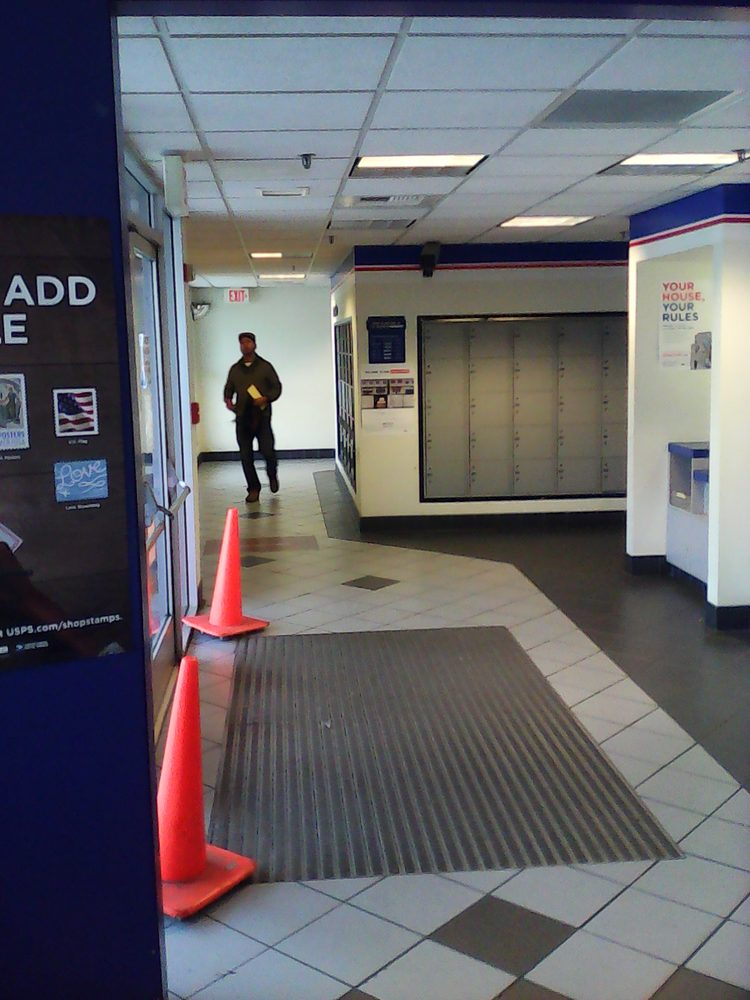 US Post Office: 1587 Dell Ave, Campbell, CA