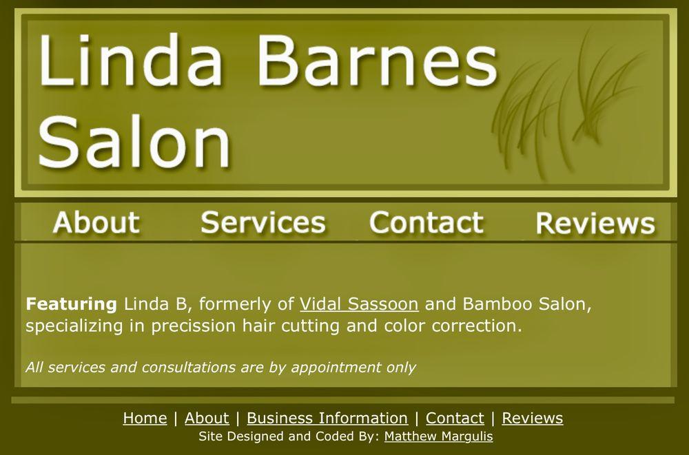 Linda Barnes Salon: San Diego, CA