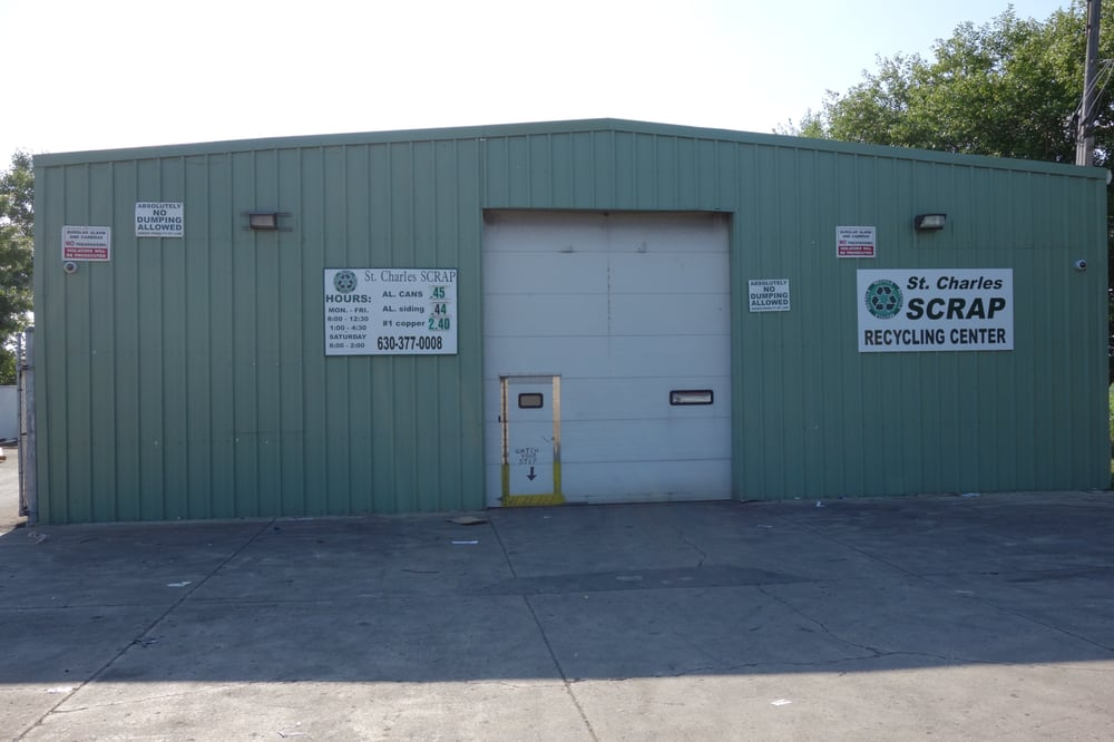 St Charles Scrap - 24 Photos - Recycling Center - 3N780 Powis Rd ...