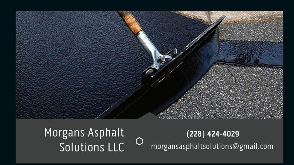 Morgans Asphalt Solutions: 4377 Brodie Rd, Diberville, MS