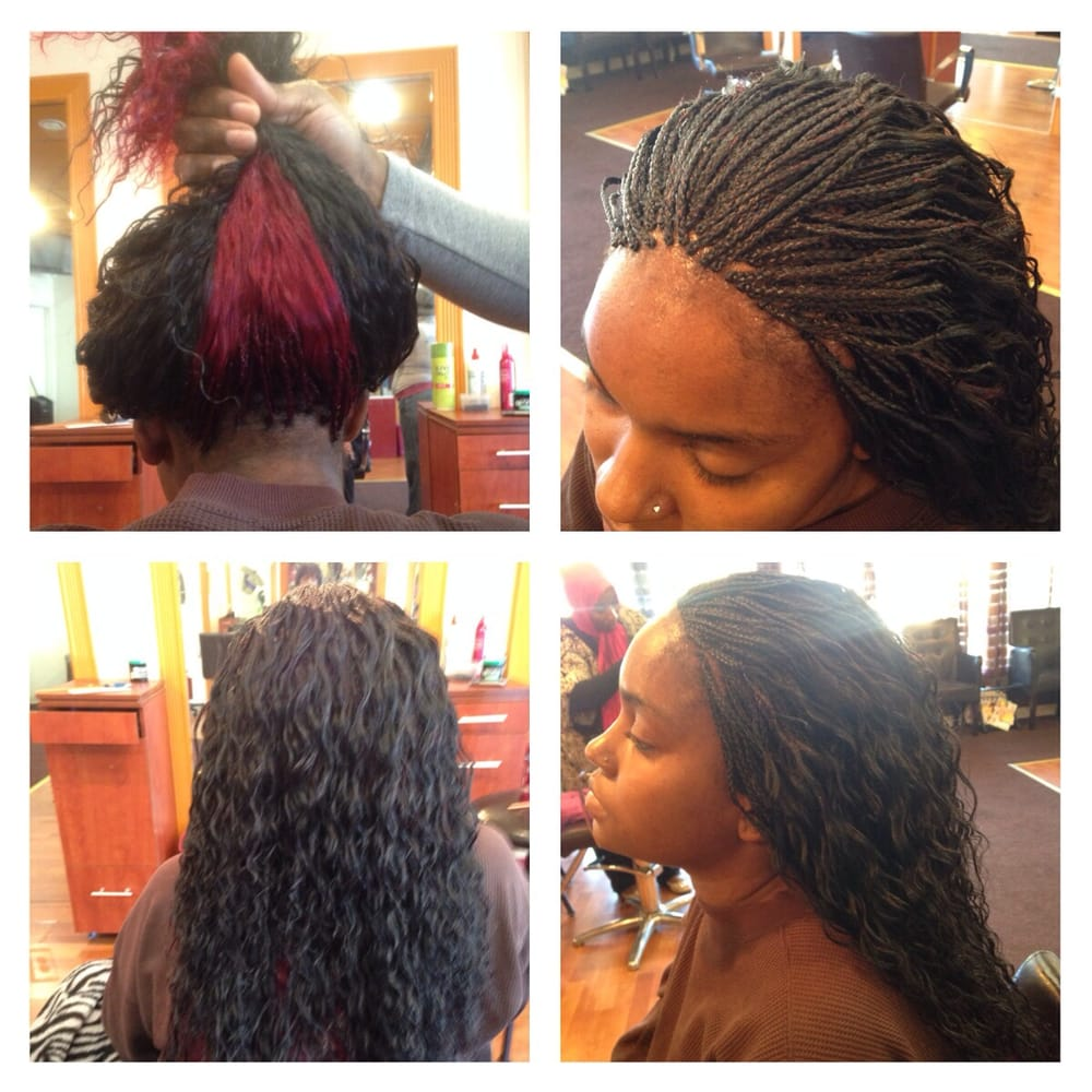Human Hair For Micro Braids Wet And Wavy 42