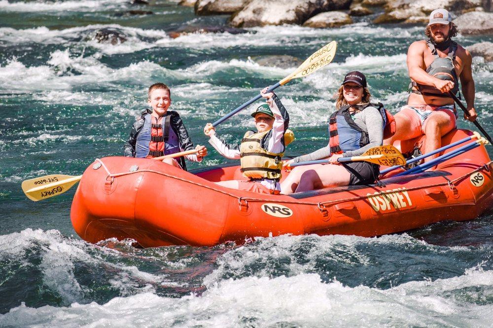 Osprey Rafting Company: 9342 Icicle Rd, Leavenworth, WA